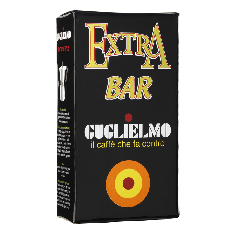 Extra Bar 250 gr Ground (5kilos-20Pieces)